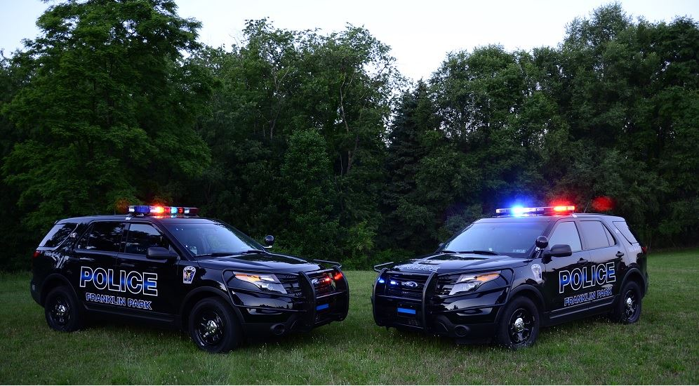 FPPD Patrol Vehicles