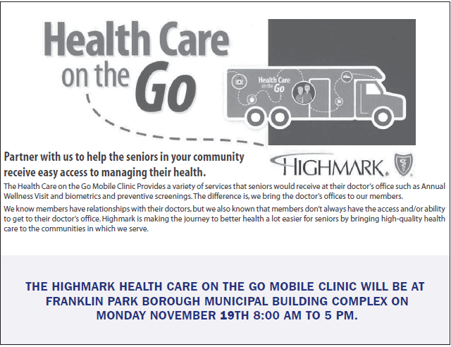 Highmark Health Care On The Go 2018